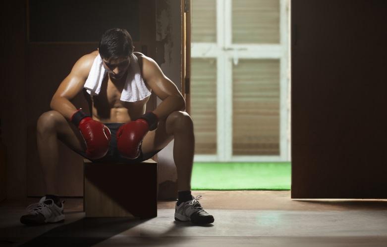 the boxer, c p sennett