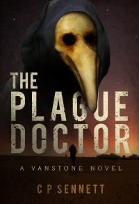 the plague doctor, crime novel